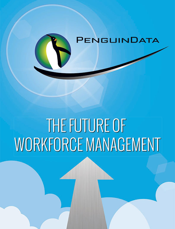PenguinData Workforce Management Marketing Booklet